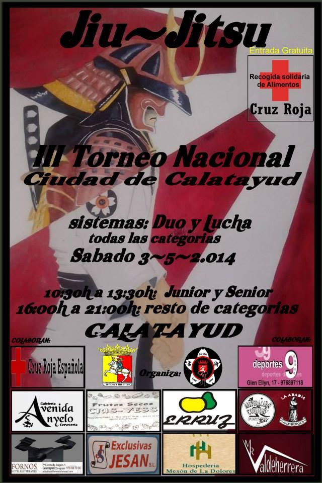 III Nacional Calatayud 2014